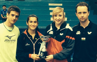Charlotte Carey gewinnt Argentina Junior Open