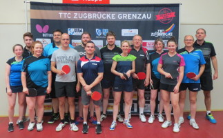 Trainingswochenende in Grenzau